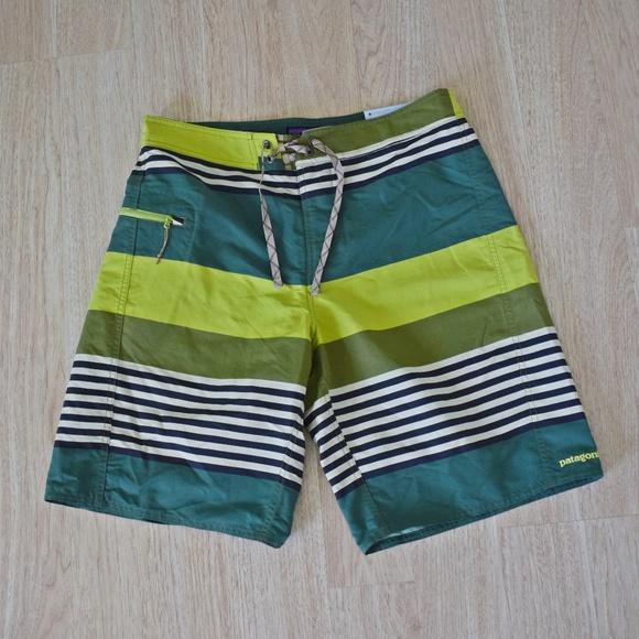 24cd4c1fc01e7 Patagonia Swim   Wavefarer Board Shorts 33   Poshmark